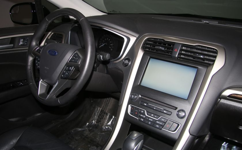 2016 Ford Fusion SE A/C CUIR TOIT MAGS #27
