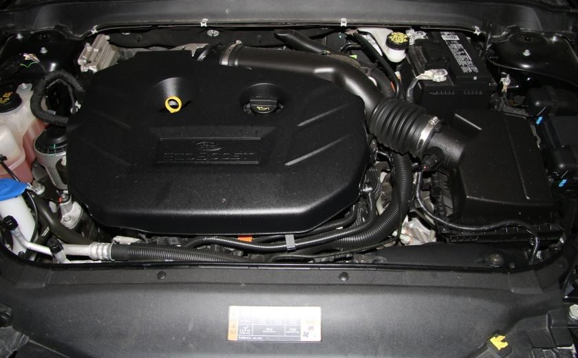 2016 Ford Fusion SE A/C CUIR TOIT MAGS #29