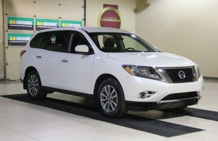2015 Nissan Pathfinder S 4WD A/C MAGS in Abitibi