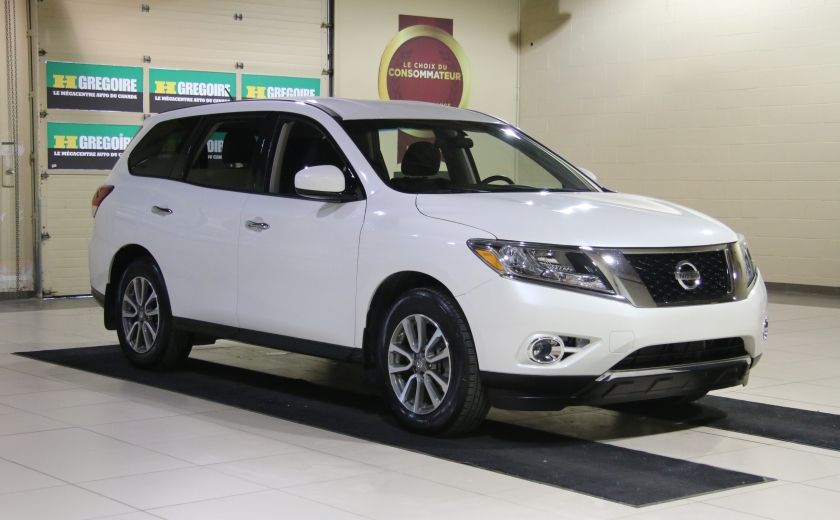 2015 Nissan Pathfinder S 4WD A/C MAGS #0