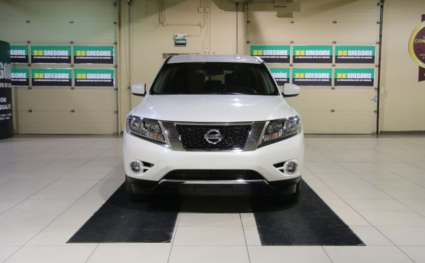 2015 Nissan Pathfinder S 4WD A/C MAGS #1