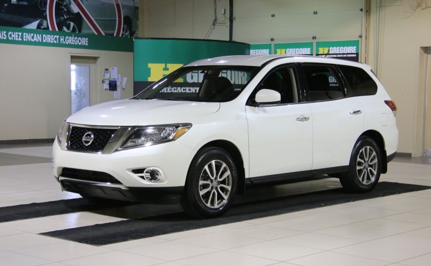 2015 Nissan Pathfinder S 4WD A/C MAGS #2