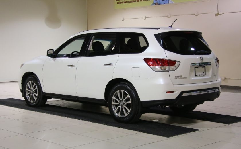 2015 Nissan Pathfinder S 4WD A/C MAGS #4