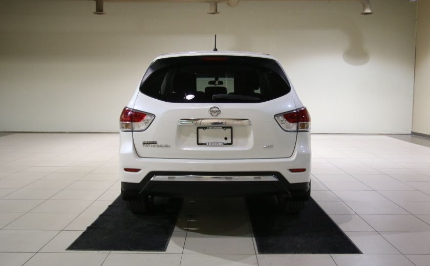 2015 Nissan Pathfinder S 4WD A/C MAGS #5