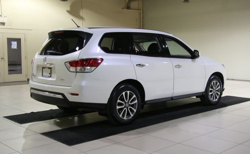 2015 Nissan Pathfinder S 4WD A/C MAGS #6