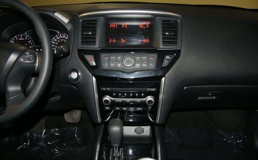 2015 Nissan Pathfinder S 4WD A/C MAGS #14