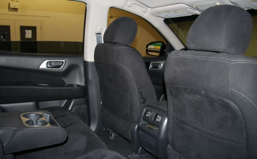2015 Nissan Pathfinder S 4WD A/C MAGS #21