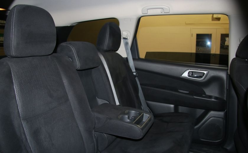 2015 Nissan Pathfinder S 4WD A/C MAGS #22