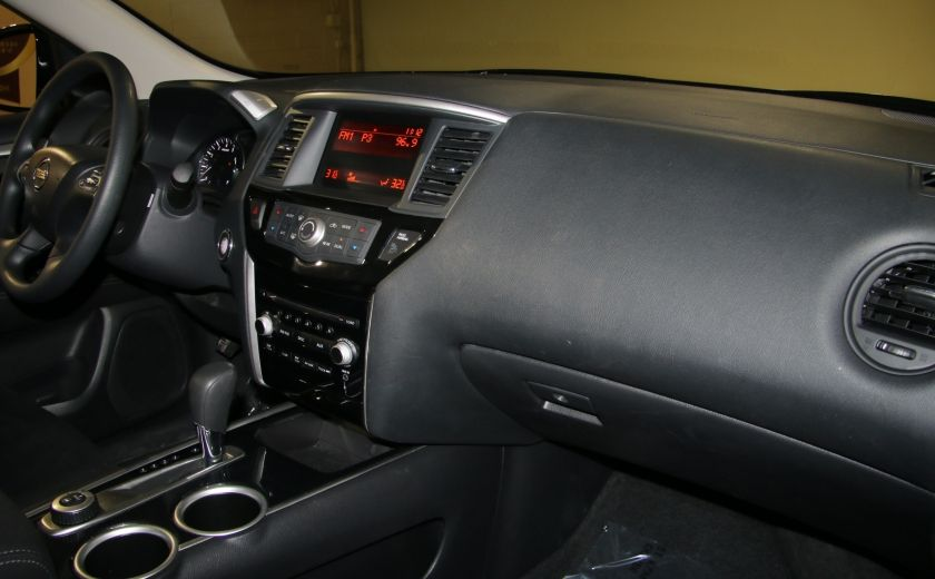 2015 Nissan Pathfinder S 4WD A/C MAGS #23