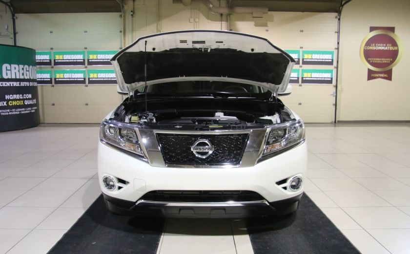 2015 Nissan Pathfinder S 4WD A/C MAGS #27