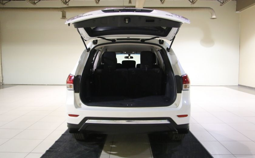 2015 Nissan Pathfinder S 4WD A/C MAGS #28
