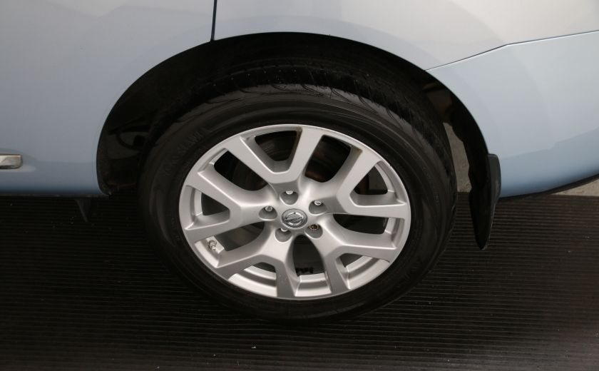 2011 Nissan Rogue SV A/C TOIT MAGS #27