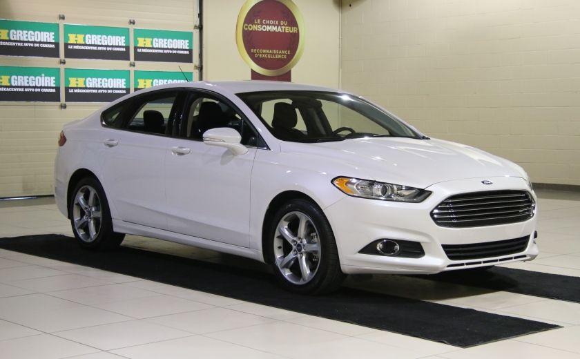 2016 Ford Fusion SE AWD AUTO A/C MAGS #0