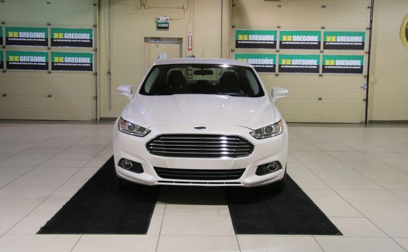 2016 Ford Fusion SE AWD AUTO A/C MAGS #1