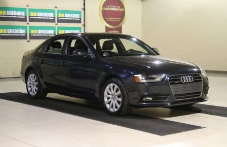 2013 Audi A4 2.0 TURBO AWD A/C CUIR TOIT MAGS in New Richmond
