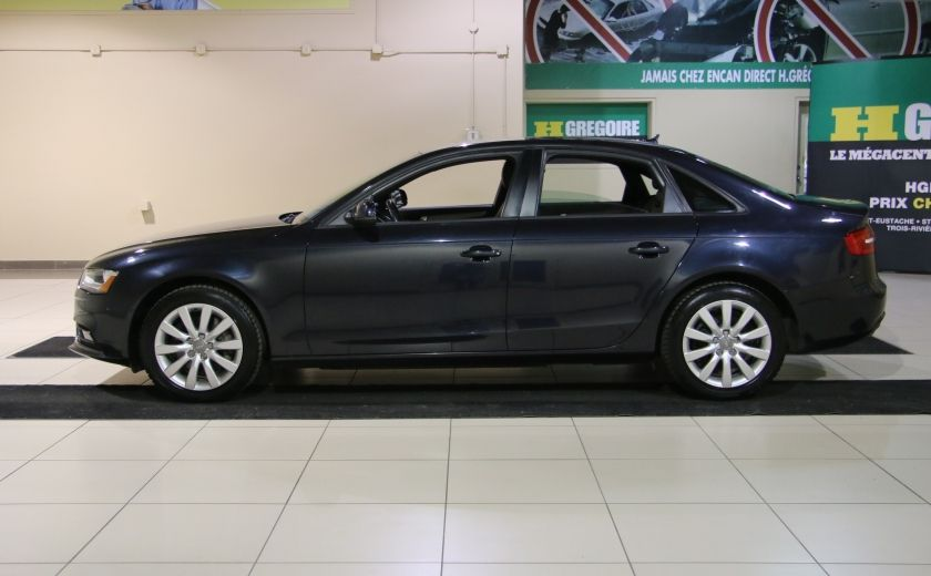 2013 Audi A4 2.0 TURBO AWD A/C CUIR TOIT MAGS #3