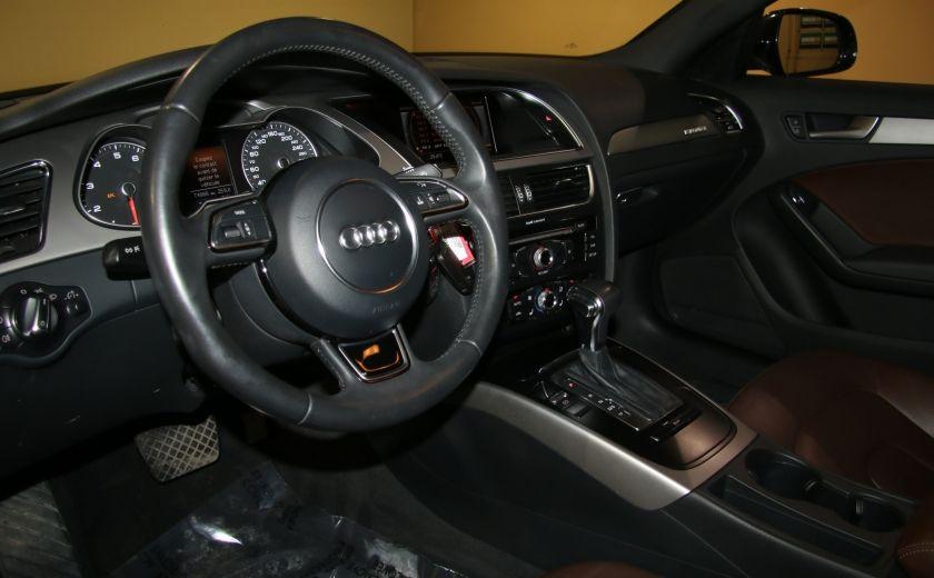 2013 Audi A4 2.0 TURBO AWD A/C CUIR TOIT MAGS #8