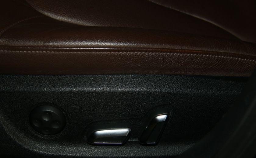 2013 Audi A4 2.0 TURBO AWD A/C CUIR TOIT MAGS #11