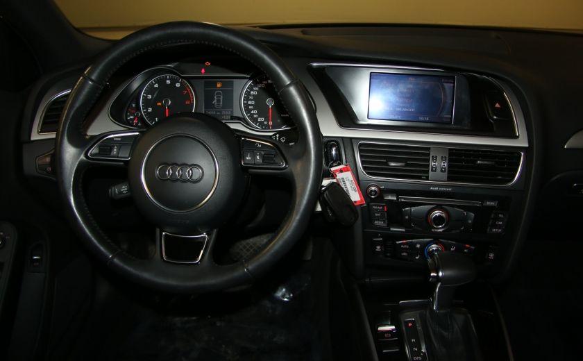 2013 Audi A4 2.0 TURBO AWD A/C CUIR TOIT MAGS #14
