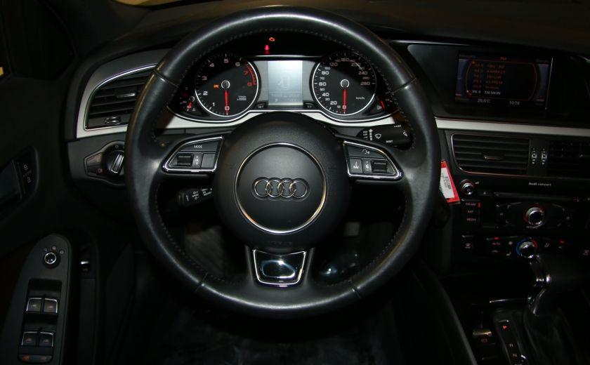 2013 Audi A4 2.0 TURBO AWD A/C CUIR TOIT MAGS #15