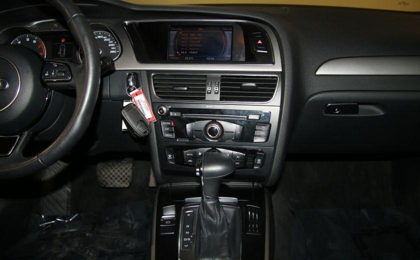 2013 Audi A4 2.0 TURBO AWD A/C CUIR TOIT MAGS #16