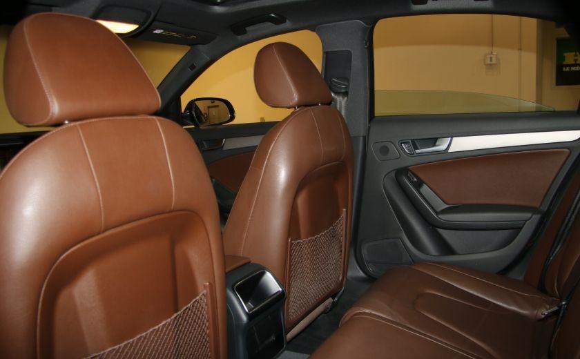 2013 Audi A4 2.0 TURBO AWD A/C CUIR TOIT MAGS #18