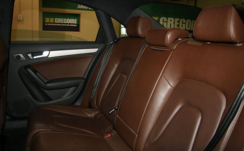 2013 Audi A4 2.0 TURBO AWD A/C CUIR TOIT MAGS #19