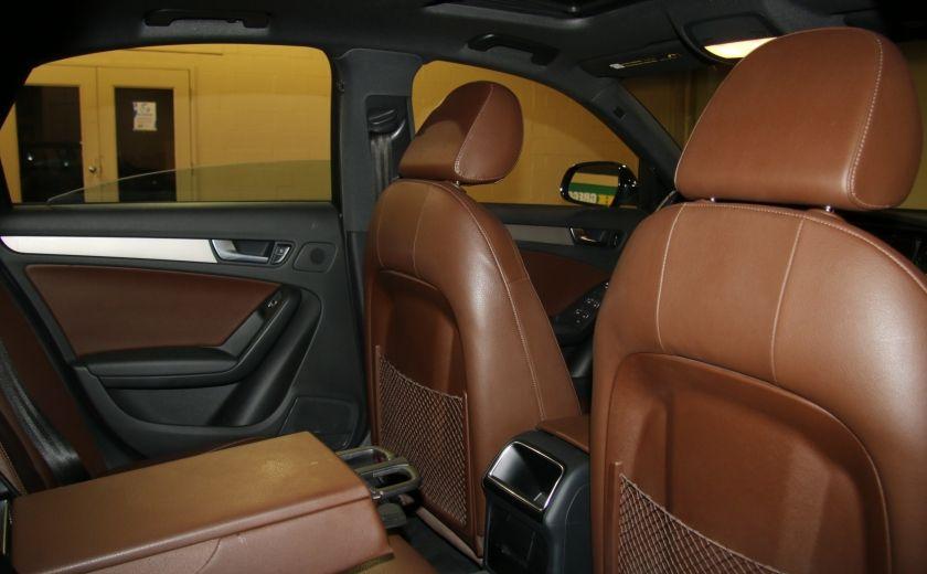 2013 Audi A4 2.0 TURBO AWD A/C CUIR TOIT MAGS #20