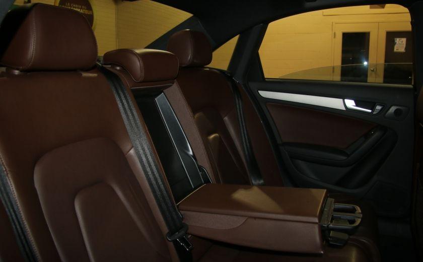 2013 Audi A4 2.0 TURBO AWD A/C CUIR TOIT MAGS #21
