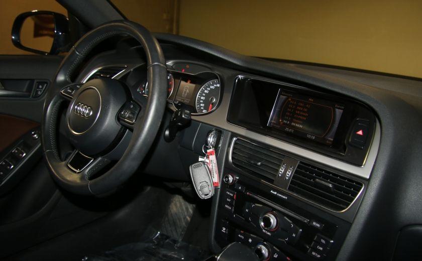 2013 Audi A4 2.0 TURBO AWD A/C CUIR TOIT MAGS #23