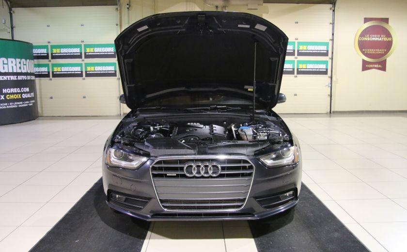 2013 Audi A4 2.0 TURBO AWD A/C CUIR TOIT MAGS #26