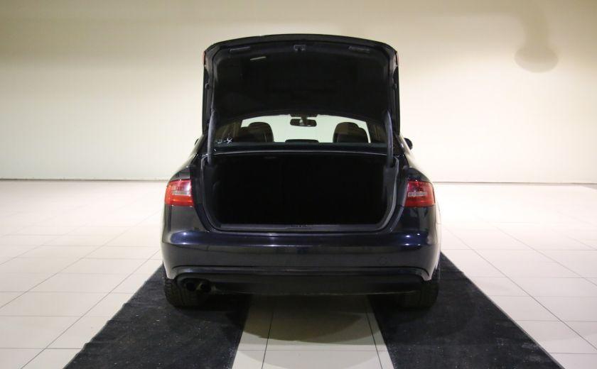 2013 Audi A4 2.0 TURBO AWD A/C CUIR TOIT MAGS #27