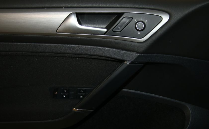 2015 Volkswagen Golf 1.8 TURBO AUTO A/C MAGS BLUETHOOT #8