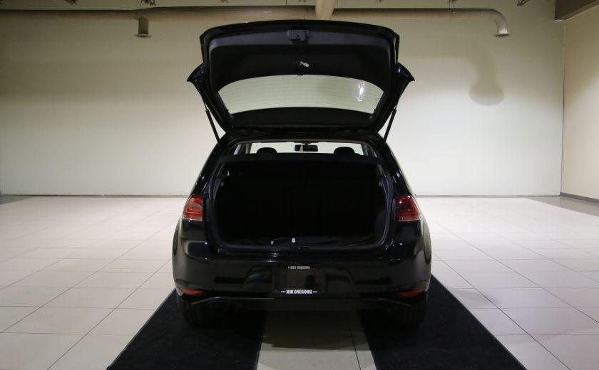 2015 Volkswagen Golf 1.8 TURBO AUTO A/C MAGS BLUETHOOT #25