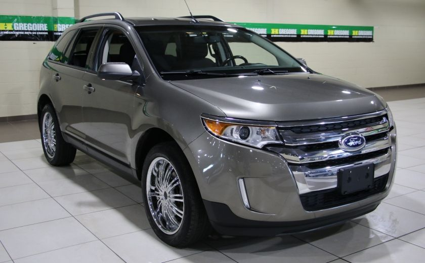 2013 Ford EDGE SEL #0