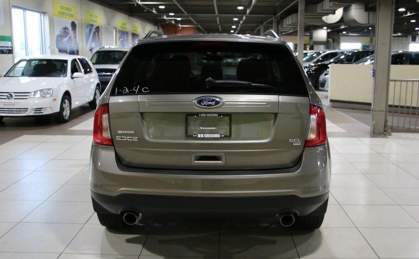 2013 Ford EDGE SEL #5