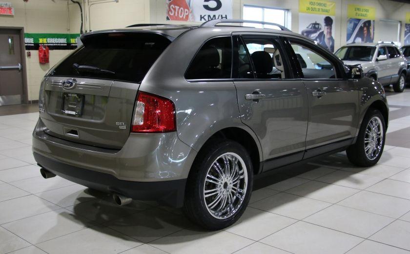 2013 Ford EDGE SEL #6