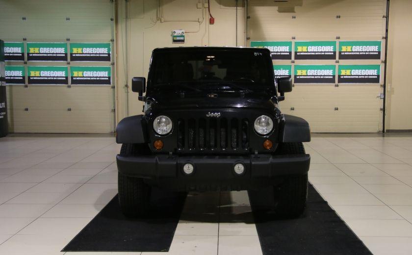 2012 Jeep Wrangler Rubicon 4WD TOIT NAV MAGS #1