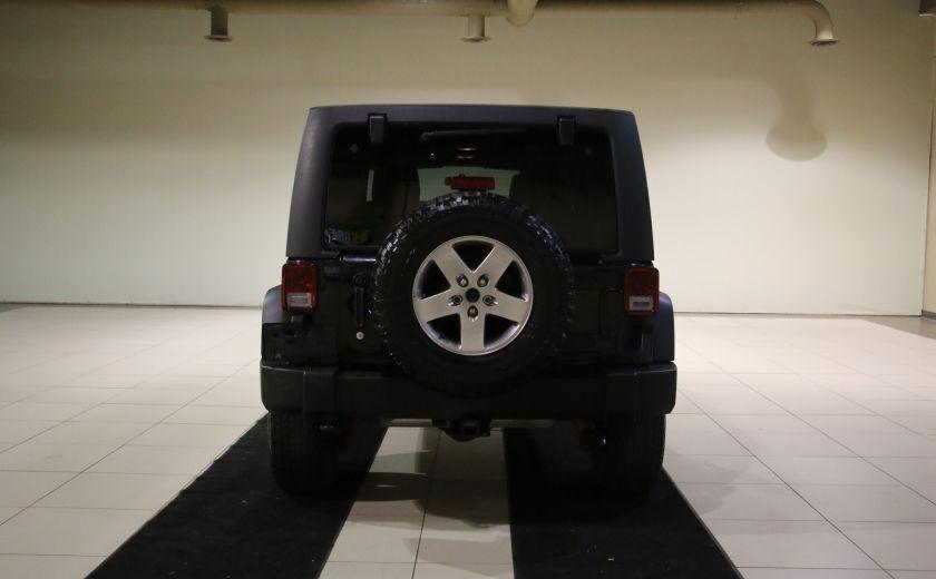 2012 Jeep Wrangler Rubicon 4WD TOIT NAV MAGS #5