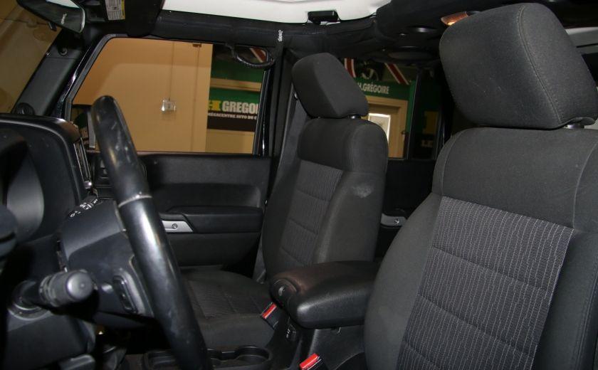 2012 Jeep Wrangler Rubicon 4WD TOIT NAV MAGS #9