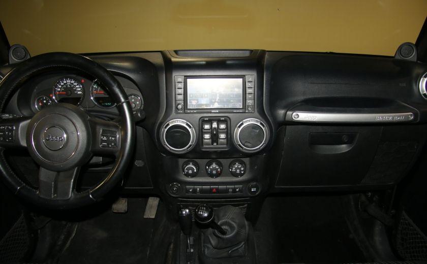 2012 Jeep Wrangler Rubicon 4WD TOIT NAV MAGS #11