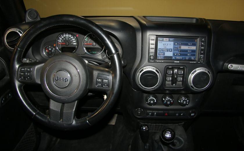 2012 Jeep Wrangler Rubicon 4WD TOIT NAV MAGS #12