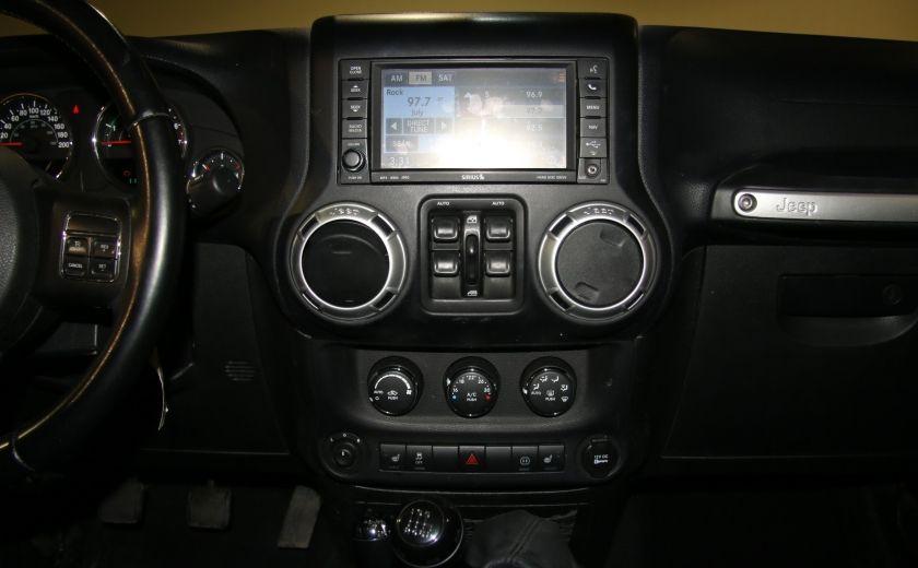 2012 Jeep Wrangler Rubicon 4WD TOIT NAV MAGS #14