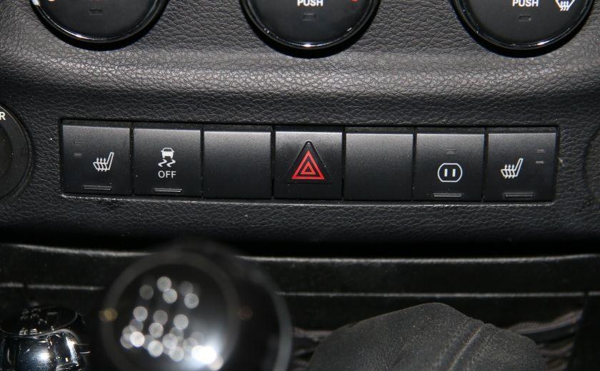 2012 Jeep Wrangler Rubicon 4WD TOIT NAV MAGS #15