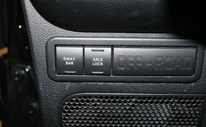 2012 Jeep Wrangler Rubicon 4WD TOIT NAV MAGS #17