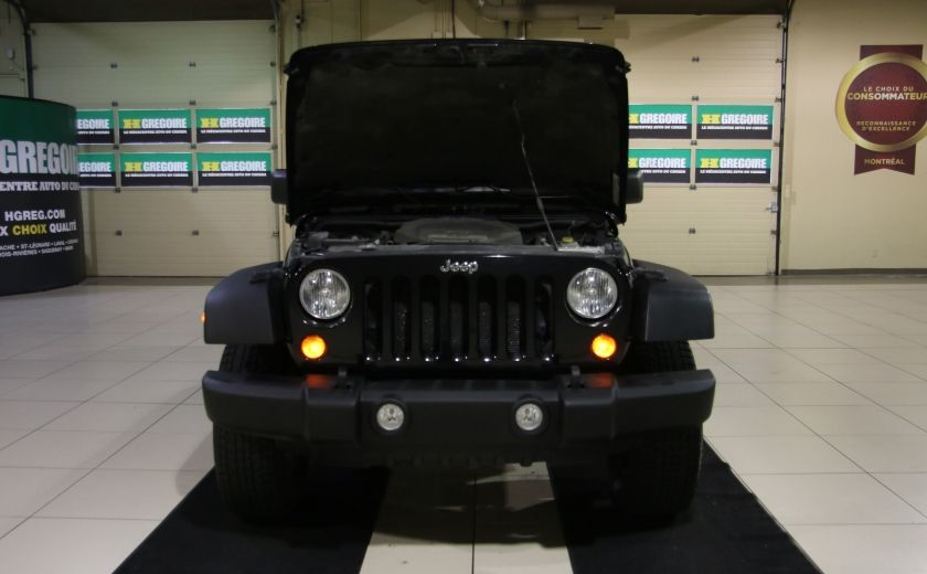 2012 Jeep Wrangler Rubicon 4WD TOIT NAV MAGS #27