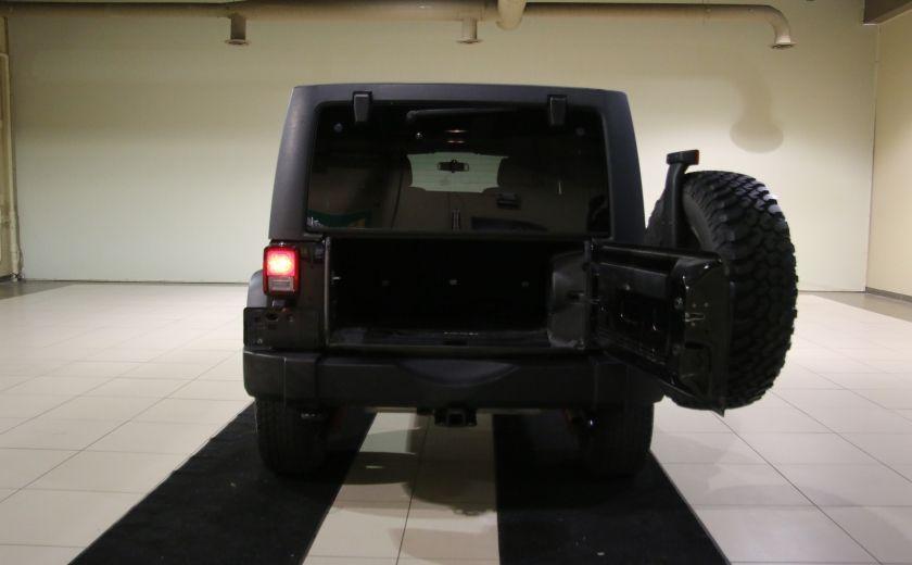 2012 Jeep Wrangler Rubicon 4WD TOIT NAV MAGS #28