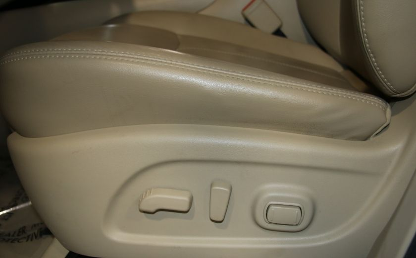 2013 Nissan Pathfinder SL 4WD A/C CUIR MAGS #10