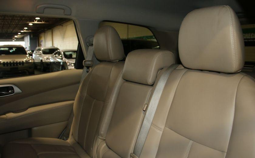 2013 Nissan Pathfinder SL 4WD A/C CUIR MAGS #20