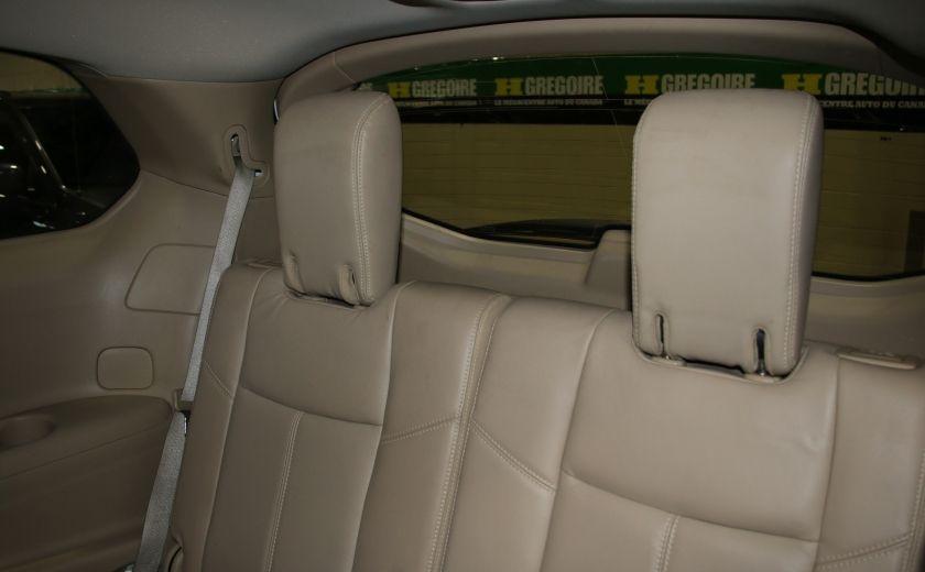2013 Nissan Pathfinder SL 4WD A/C CUIR MAGS #21